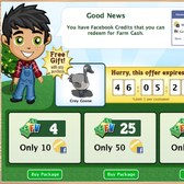FarmVille Grey Goose free with Farm Cash purchase