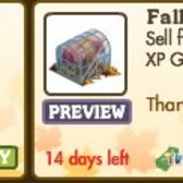 New FarmVille Thanksgiving Buildings: Harvest Store &amp; Fall Nursery
