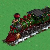 FarmVille Winter Holiday decorations: Snowy Tracks, Holiday Train Set & More