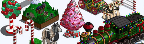 farmville christmas