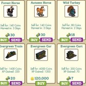 FarmVille decorations & animals find permanent home in the store