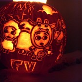FarmVille Pumpkin Carving Contest winn