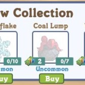 FarmVille Snow Collection now available for a limited time
