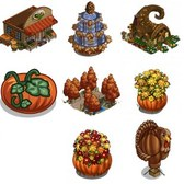 FarmVille Sneak Peek: Harvest Store, Autumn Fountain, Cornucopia Home, Squash House & More