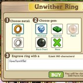 FarmVille Unwither Ring: The one ring to infuriate them all returns