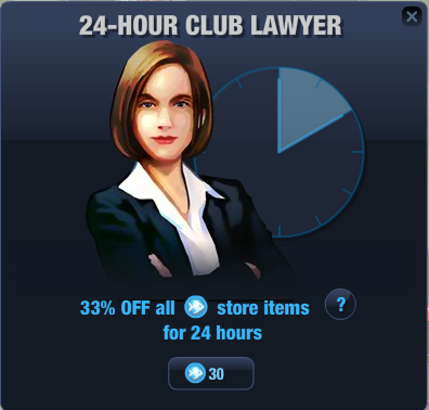 Club Lawyer