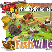 FishVille releases underwater Turkey Day items