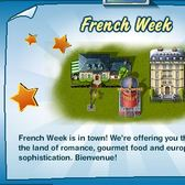 Ooh la la! French Week is here in Millionaire City