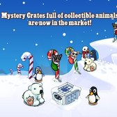 FrontierVille Winter Mystery Animal Crates will arrive soon