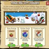 FrontierVille Gift Missions arrive with quests, loot and good cheer