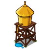 Gold Water Tower