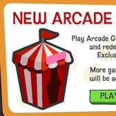 Happy Pets adds Arcade Games - Play to win prizes!