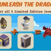 Happy Island Wizard Week: Collect four LE items to unleash the Dragon