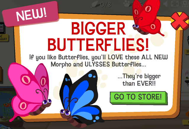 Bigger Butterfli