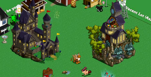 harry potter deathly hallows farmville