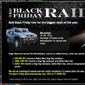 Mafia Wars Black Friday Raid: Buy more to win more