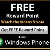 Mafia Wars: Earn a free Reward Point from Windows Phone