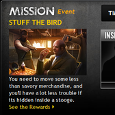 Mafia Wars Stuff the Bird Secret Mission puts the 'give' in Thanksgiving