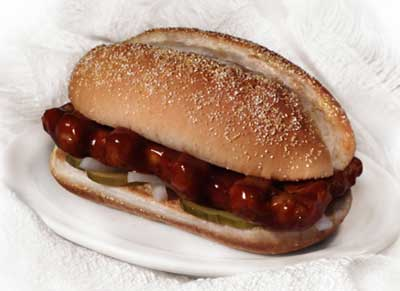 mcdonald's mcrib