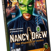 Nancy Drew Free Game Giveaway: Win 'The Phantom of Venice'