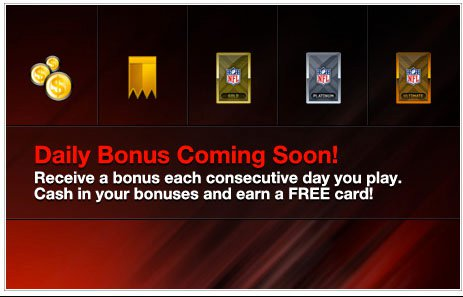 Daily Bonus