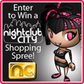 Nightclub City: Dress up your entourage, win a shopping spree!
