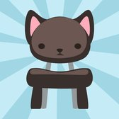 Pet Society rewards fans with a cute Black Kitty Chair