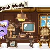 Pet Society Steampunk items now available