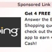 Earn 4 free PetVille Pet Cash from Bing Promotion
