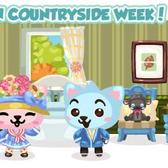 Pet Society's Autumn Countryside Theme items feel warm and cozy