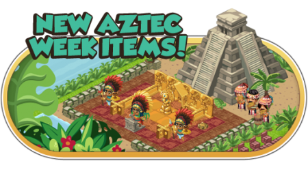 Aztec Week Items