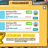 Restaurant City Challenges: Everything you need to know