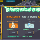 Restaurant City: Bust some ghouls for free Halloween Mystery Boxes