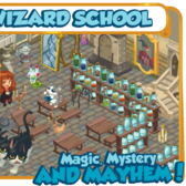 Restaurant City Wizard School items to conjure magical cafes Thursday
