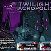 Nightclub City: Move your nightclub to the Twilight Acropolis