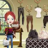 Dress in equestrian high fashion in new Mall World store