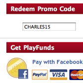 Get 15 free PlayFunds in Chocolatier on Facebook
