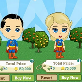 Did FarmVille get a nastygram from DC Comics?  SuperFarmer costumes are no more