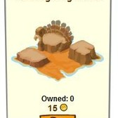 Zoo World: Transform your zoo into Thanksgiving Island