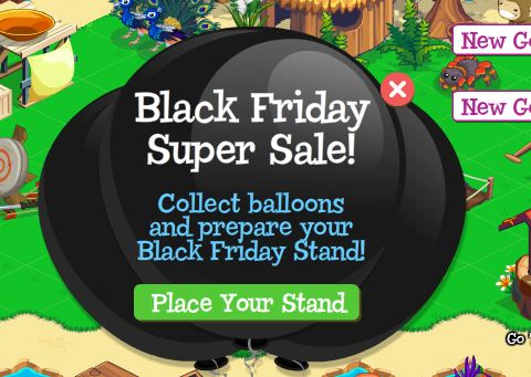 treasure isle black friday super sale
