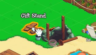 treasure isle gift stand