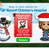 FarmVille Candy Cane crops: Buy them and help support a children's hospital