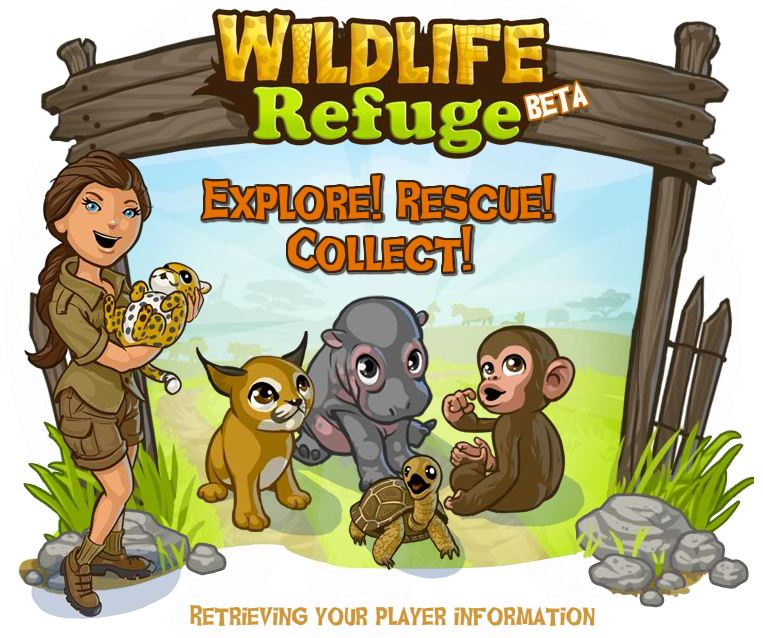 Wildlife Refuge Facebook game