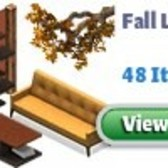 Celebrate the changing of the leaves with Fall items in YoVille
