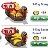 YoVille Thanksgiving theme expands with 41 new decorative items