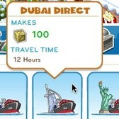 CityVille: Dubai Shipping mission now available