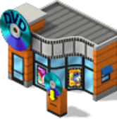 CityVille Sneak Peek: DVD Shop, Jeans Shop and Lamp Shop