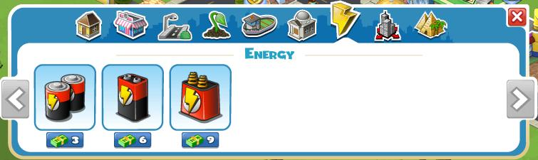cityvilleenergyshop CityVille Cheats and Tips: Energy Guide CityVille Cheats