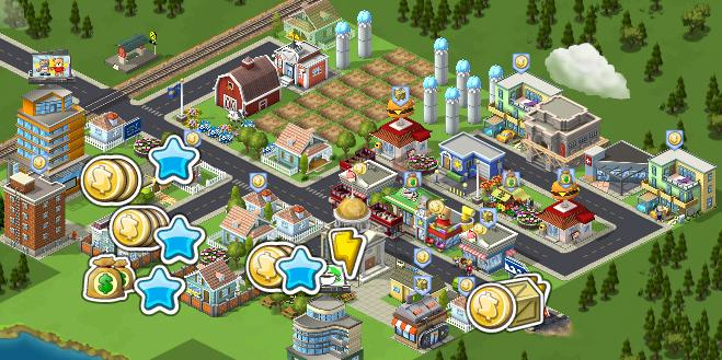 CityVille is fueled by selfishness