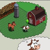 FarmVille Comic: The Sims for cows?